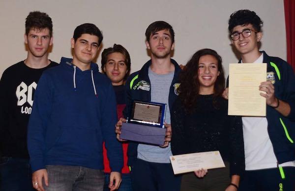 """Premio letterario """"Manciano misteri in erba"""", assegnati i premi agli studenti"""