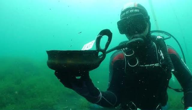 """""""La Camera delle Meraviglie. Il Lago di Bolsena e il suo patrimonio sommerso"""""""