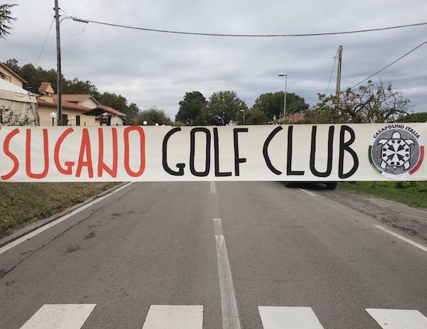 """Prolungato fino al centro storico di Orvieto il """"Sugano Golf Club"""""""