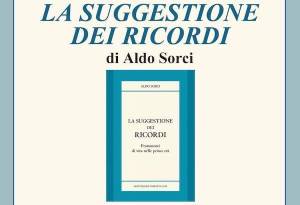 """Aldo Sorci presenta """"La suggestione dei ricordi: frammenti di vita nelle prima età"""""""