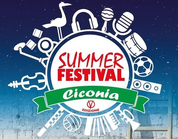 """""""Ciconia Summer Festival 2019"""", vietate bevande in contenitori di vetro e alcolici"""