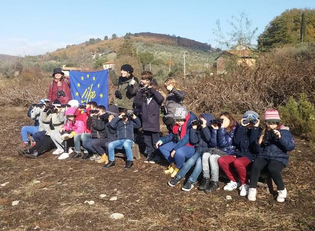 """Rete Natura 2000, il progetto """"Sun Life"""" su salvaguardia ricchezze naturali coinvolge le scuole"""