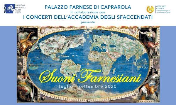 """""""Suoni Farnesiani"""". Ensemble Avidi Lumi in concerto a Palazzo Farnese"""