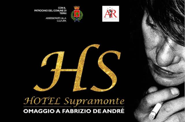 Omaggio a Fabrizio De Andrè. Concerto al Teatro Secci per gli Hotel Supramonte