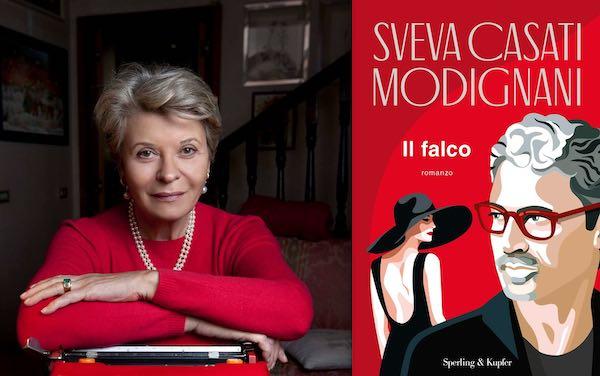 """Conversazione virtuale con Sveva Casati Modignani intorno al romanzo """"Il Falco"""""""