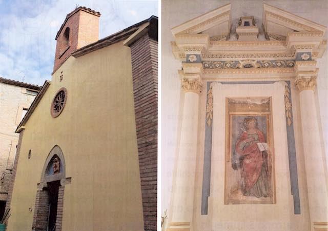 Via ai festeggiamenti patronali, riapre al culto la chiesa restaurata di Santa Vittoria