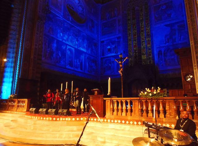 Ujw #25: misure di sicurezza e viabilità per la Messa per la Pace in Duomo