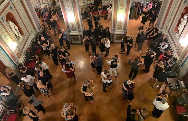 """Orvieto Tango Encuentro"", in 280 nel weekend a passo di milonga"