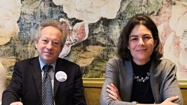 +Europa Terni, incontro con Taradash ed Hermanin