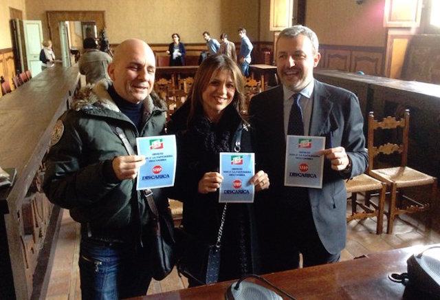 """Tardani: """"Anche a Orvieto maggioranza spaccata sulla discarica"""", subito Consiglio urgente"""