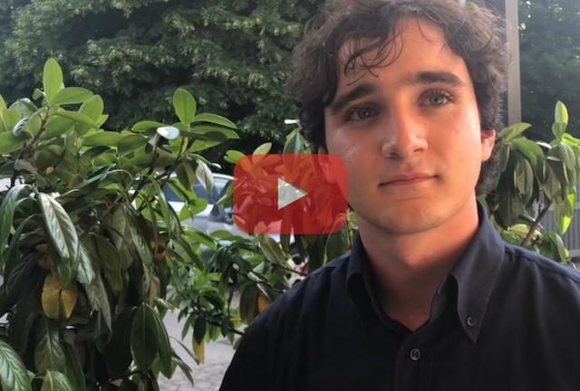 Adriano Tardiolo, il giovane che ha stregato Alice Rohrwacher