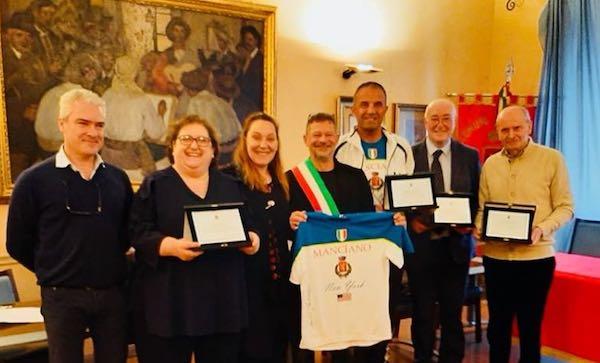 Passione, impegno e dedizione: riconoscimenti a quattro montemeranesi