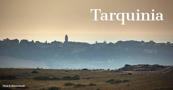 """Si presenta """"Tarquinia"""", il libro fotografico che racconta la città etrusca"""