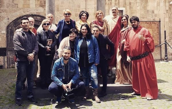 """Le telecamere Rai di """"Buongiorno Regione"""" tornano a Tarquinia"""