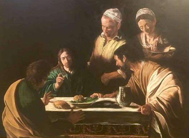 """""""Elogio della copia. Caravaggio, tutto falso ma così bello"""" in mostra a Palazzo Alemanni"""