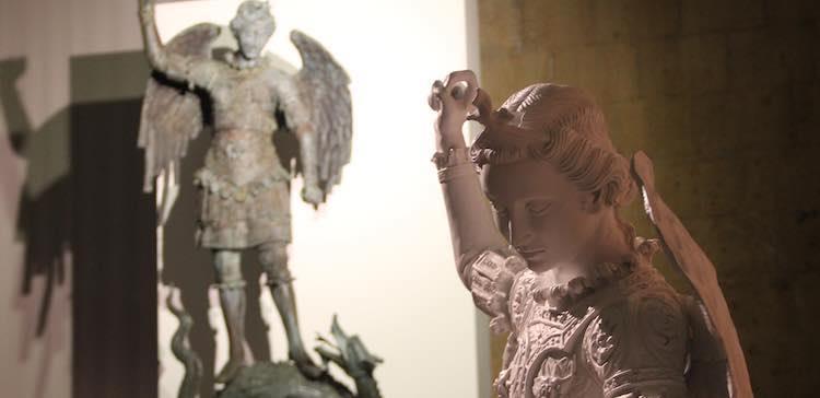 """""""Arte accessibile"""" a Orvieto, presentato il modello tattile di """"S.Michele e il drago"""""""