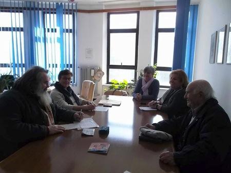 Incontro al Distretto sanitario di Orvieto con Tribunale del Malato e Cittadinanzattiva