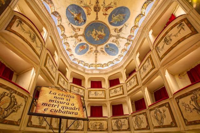 """""""L'Umbria vista dai teatri"""". Ricci: """"La Regione dedichi un cartellone e un prodotto turistico"""""""