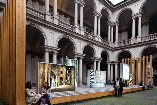 """""""Il Teatro delle Immagini"""" di McCurry tra le strutture finaliste del premio architettura """"Prize"""""""