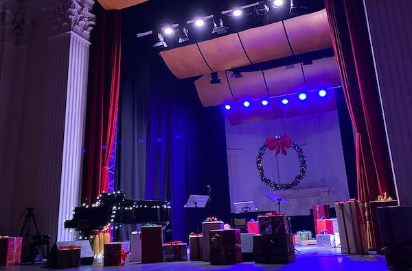 Dopo Natale, anche Capodanno va in streaming dal Teatro di Tarquinia