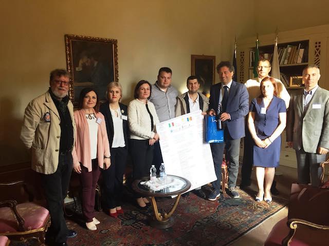 Dalla Moldavia a Orvieto per approfondire Contratto di Fiume, direttive acque e alluvioni, Protezione Civile
