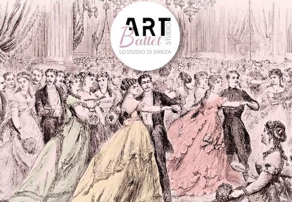 """""""Un thè danzante"""". Un pomeriggio per scoprire le danze storiche dell'800"""