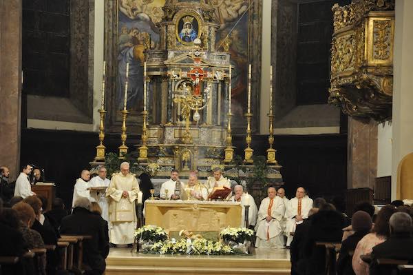 Celebrato il Te Deum di Fine Anno in Cattedrale