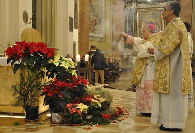 """Te Deum di Fine Anno in Cattedrale. """"Diciamo il nostro grazie per il dono della vita"""""""