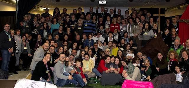 """""""Tetelestai"""", oltre 140 fedeli per tre giorni di preghiera con la Fraternità Vocazionista"""