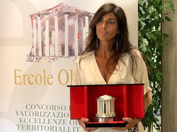 Consegnati i Tempietti ai vincitori della 28esima edizione del Premio Nazionale Ercole Olivario