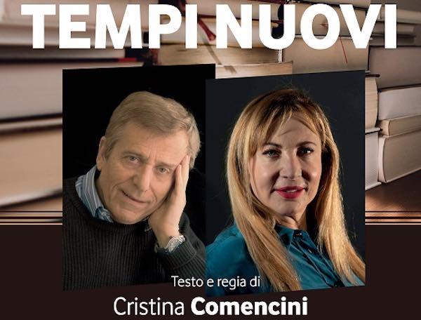 """""""Tempi Nuovi"""" al Lea Padovani con Maurizio Micheli e Iaia Forte"""