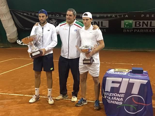 Tennis, Torneo Bnl prequalificazioni Foro Italico: chiusura col botto al Tc Open