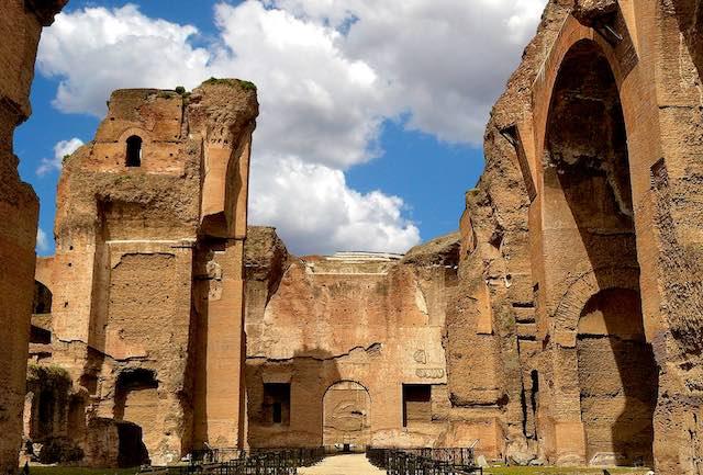 """Alle Terme di Caracalla con l'Unitre per """"Carmen"""""""