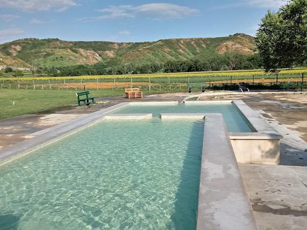 Nuove modalità d'ingresso alle Terme di Ramici, un'oasi di benessere tornata fruibile