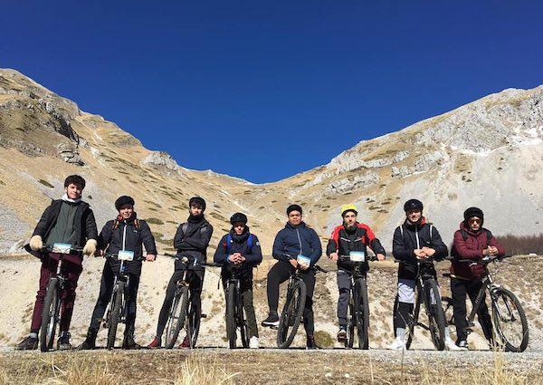 Winter School sul Monte Terminillo per gli allievi dell'Ipaa