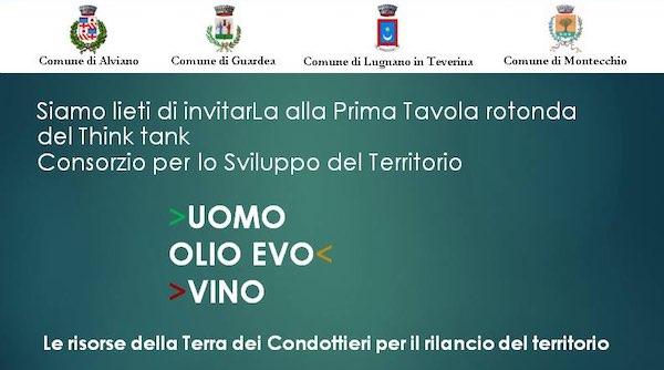 """Con il brand """"Terra di Condottieri"""", nasce il Consorzio per lo Sviluppo del Territorio"""