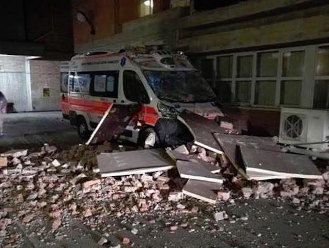 TERREMOTO - Emergenza sangue, domani Avis nell'Aeroporto di Catania