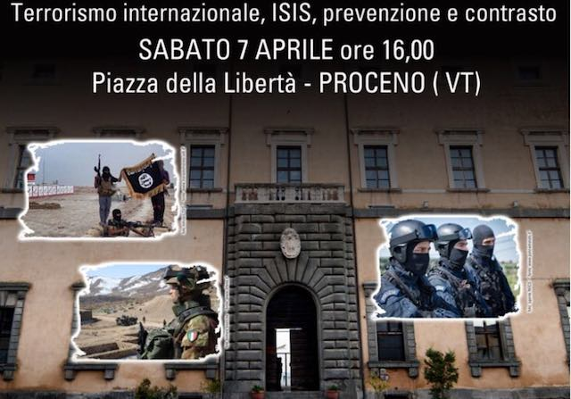 """""""Terrorismo internazionale. Come contrastarlo e come prevenirlo?"""""""