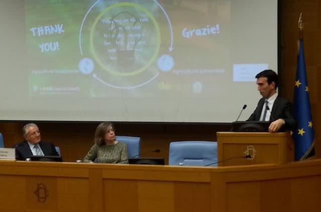 Terrosi (Pd) al convegno sullo sviluppo sostenibile alla Camera dei Deputati