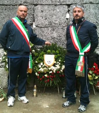 Campionati Europei dei Sindaci. l'Italia è terza e fa tappa a Auschwitz