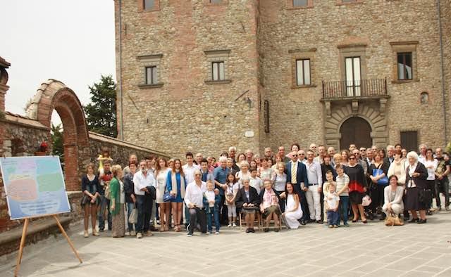 I Terzino d'Italia si ritrovano a Carnaiola. In 105 con lo stesso cognome