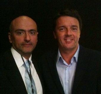 Il Sindaco di Fabro Maurizio Terzino interviene a sostegno di Mattero Renzi alla Leopolda 2012 a Firenze