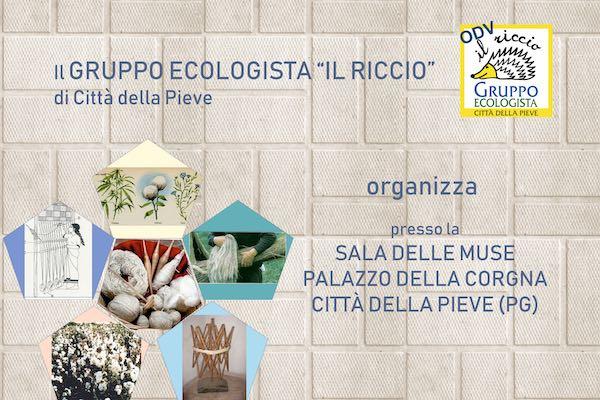 """A Palazzo della Corgna, la mostra """"Fibre naturali e tessuti nella storia"""""""