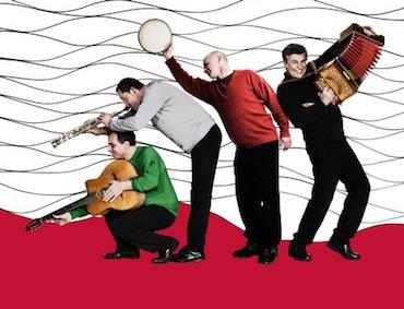 Al via giovedì 19 agosto Umbria Folk Festival #4. Si parte con RICCARDO TESI & BANDITALIANA