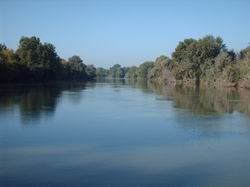 """Domenica 27 settembre 2009 """"Le vie del commercio: il fiume Tevere fra storia e passato"""""""