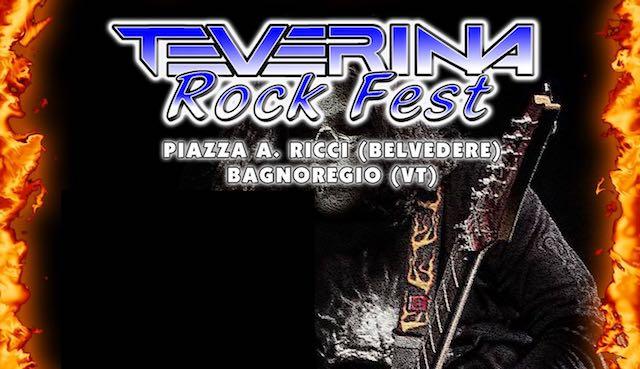 """""""Teverina Rock Festival. I giovani e il rock contro le mafie"""", via alla prima edizione"""