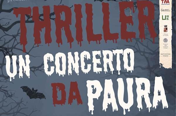 """""""Thriller. Un concerto da paura"""" al Mancinelli per Condivisioni Musicali"""