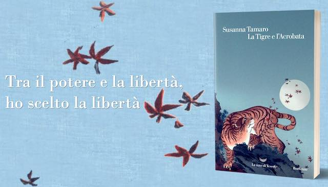 """XIX Festa del Libro. Alla Rocca dei Papi, Susanna Tamaro presenta """"La Tigre e l'Acrobata"""""""