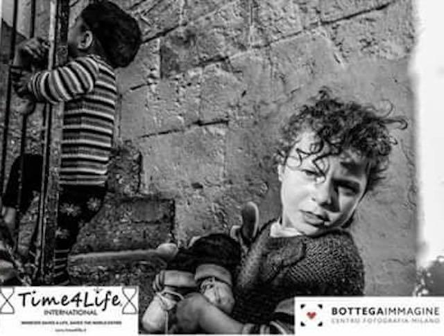"""""""I Figli della Guerra"""". """"Il Giglio"""" di Corbara ospita gli scatti della Fondazione """"Time4Life"""""""