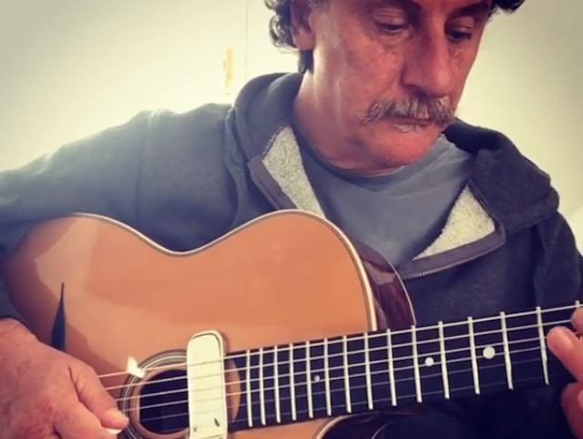 """Spettacolo con Giorgio Tirabassi per presentare """"Manciano Street Music Festival"""""""